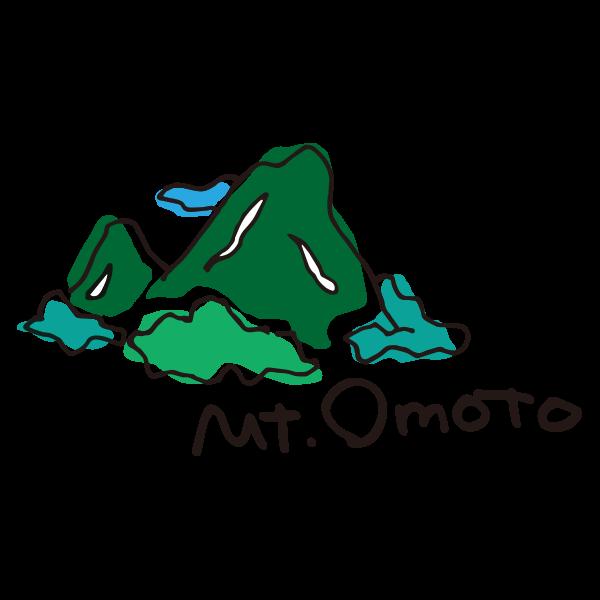 於茂登岳沖縄県最高峰の山、於茂登岳。標高526m。登山道があり、1時間半ほどで頂上まで登れます。