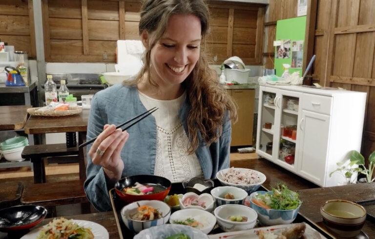島の家庭料理教室